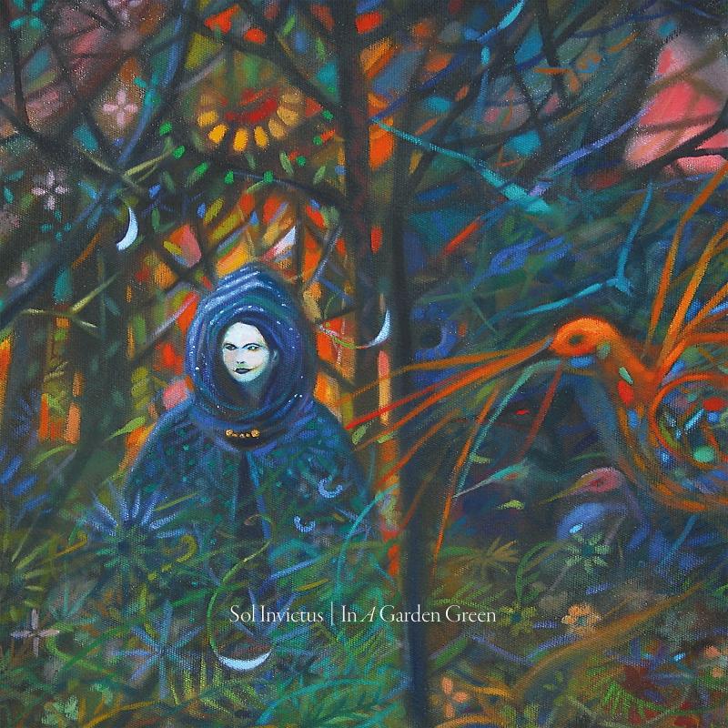 Sol Invictus - In a Garden Green Vinyl Gatefold LP  |  Black