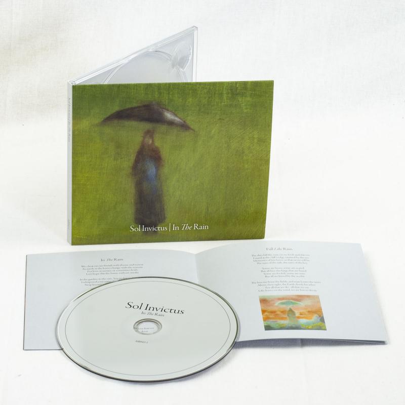 Sol Invictus - In the Rain CD Digipak