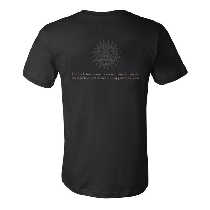 Sol Invictus - Necropolis Girlie-Shirt  |  M  |  black