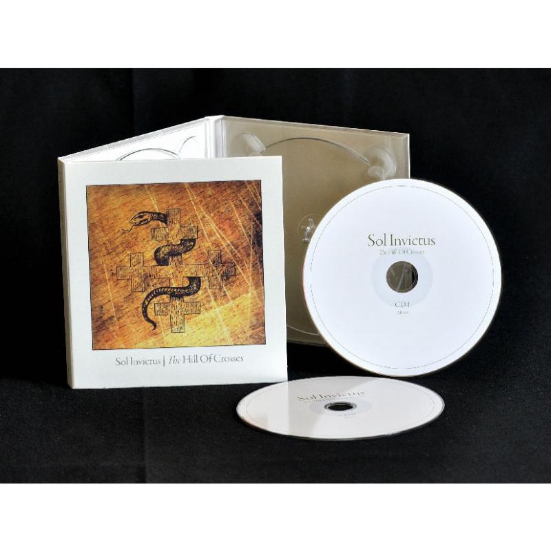 Sol Invictus - The Hill of Crosses CD-2 Digipak