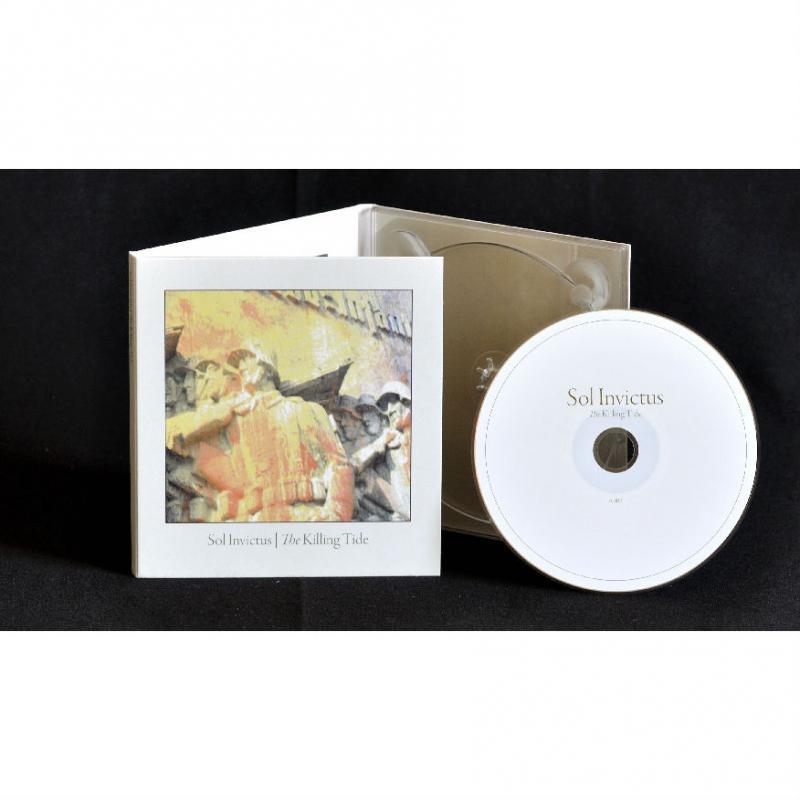 Sol Invictus - The Killing Tide CD Digipak