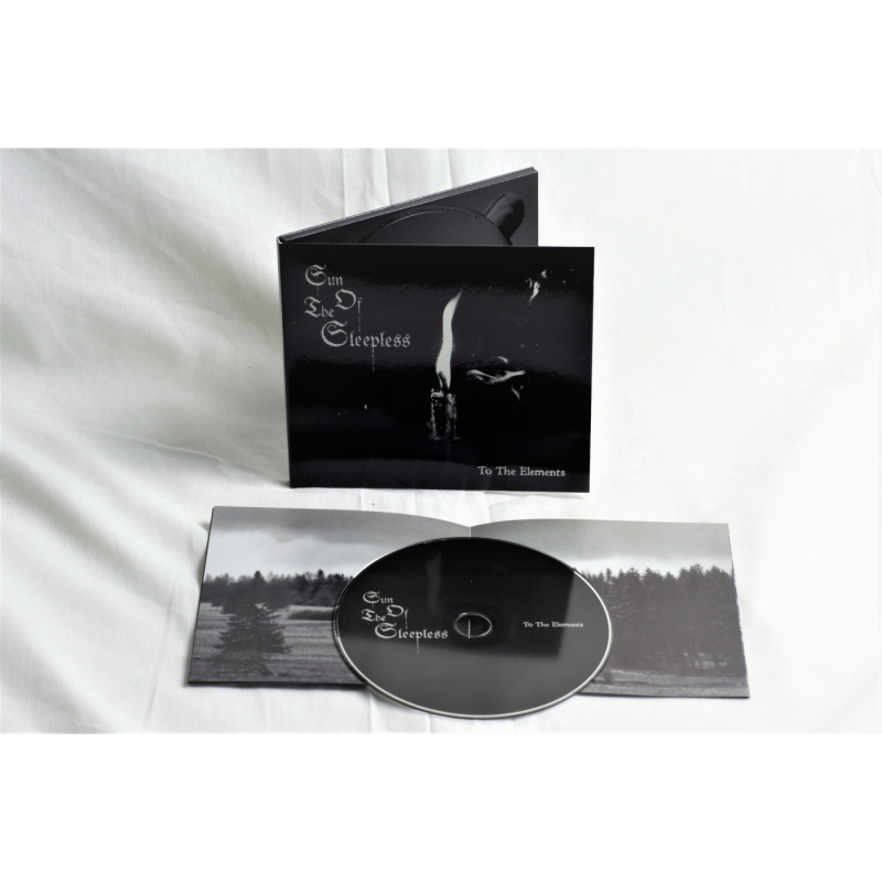 Sun Of The Sleepless - To The Elements CD Digipak
