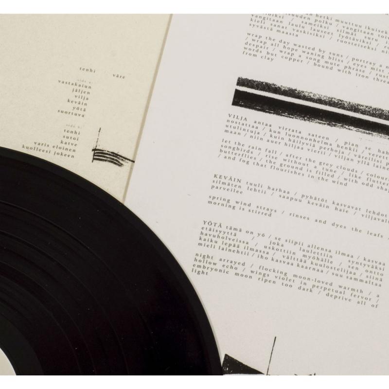 Tenhi - Väre Vinyl LP  |  black