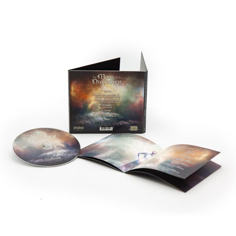 The Moon And The Nightspirit - Aether CD Digipak
