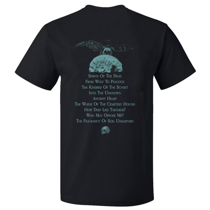 The Vision Bleak - The Unknown T-Shirt  |  S  |  black