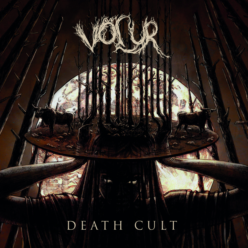 Völur - Death Cult Vinyl LP  |  Black