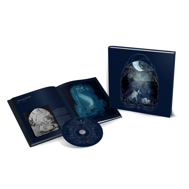 Alcest - Écailles De Lune Book CD