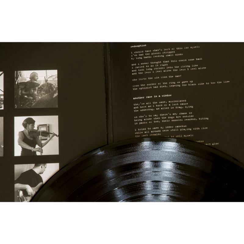Antimatter - Leaving Eden CD