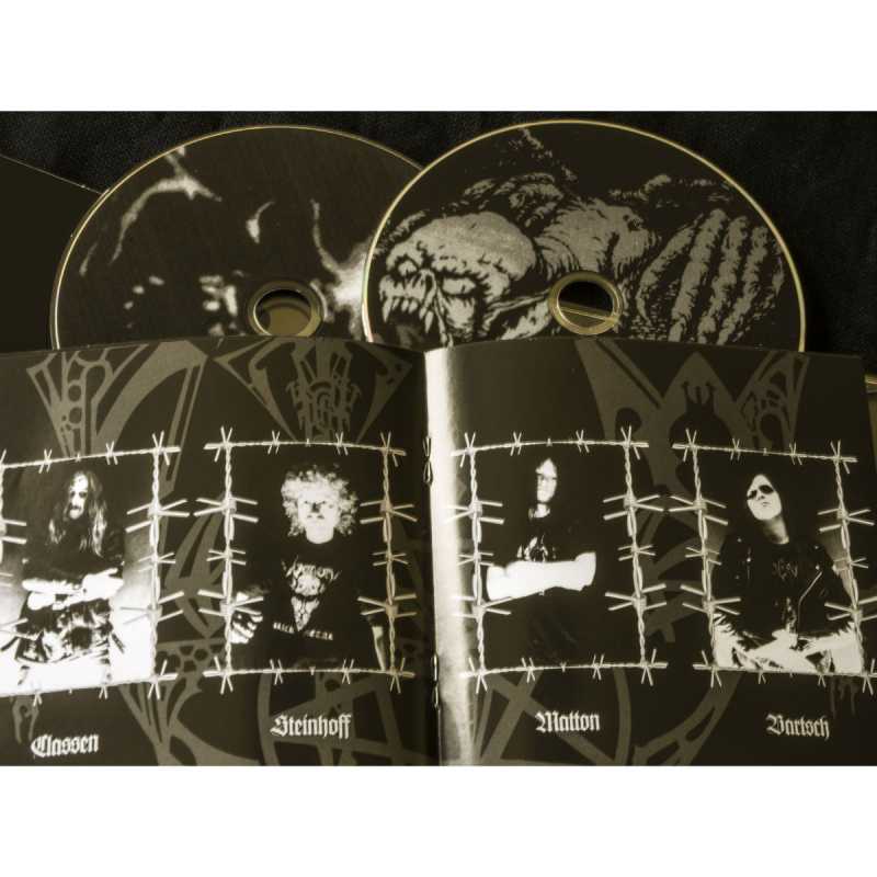 Bethlehem - Dark Metal CD+DVD Digipak