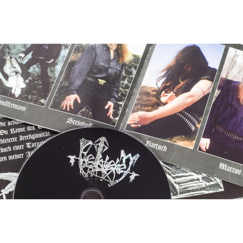 Bethlehem - Dictius Te Necare CD Digipak