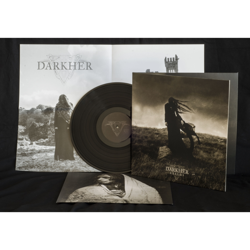 Darkher - Realms CD Digipak