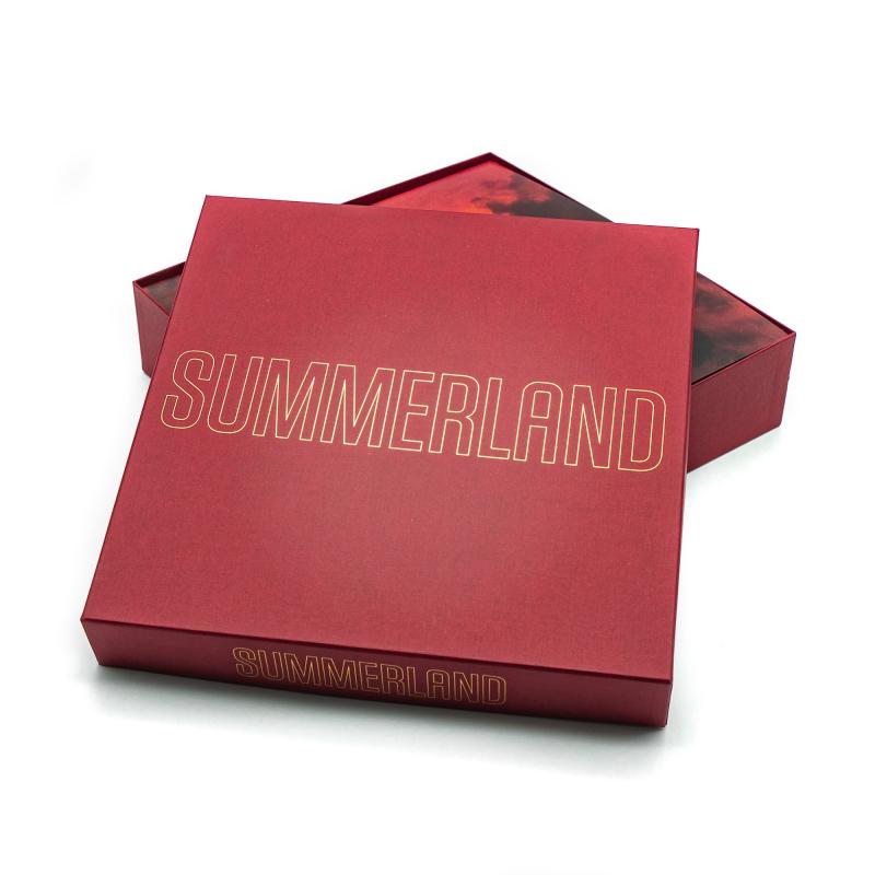 Dool - Summerland Box  |  Violet-black marble