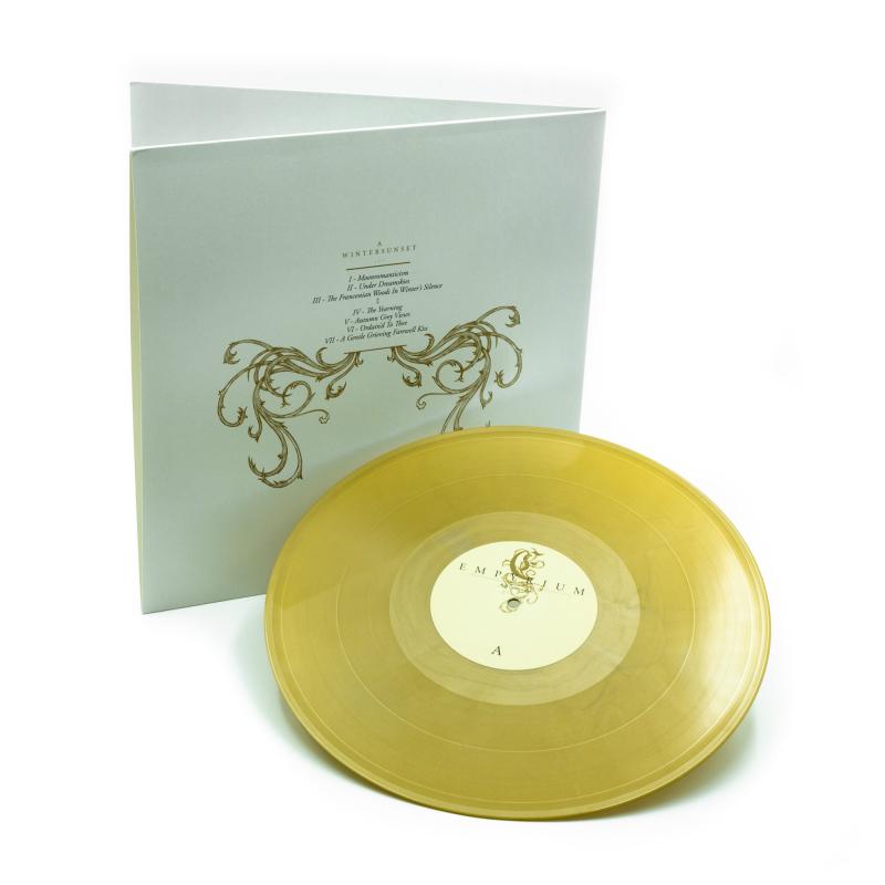 Empyrium - A Wintersunset... Vinyl Gatefold LP     Gold