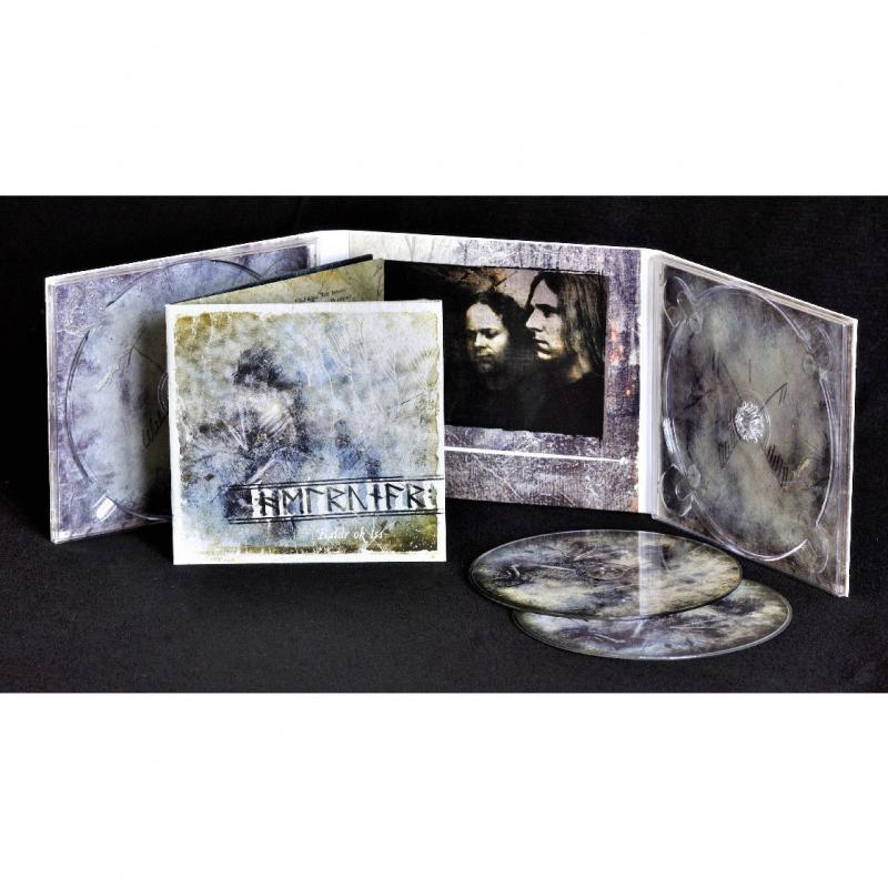Helrunar  - Baldr ok Íss CD+DVD Digipak