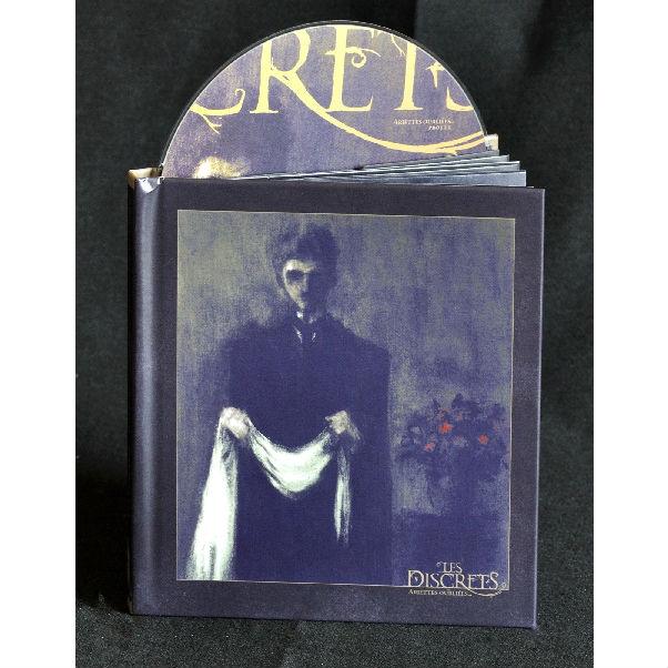 Les Discrets - Ariettes Oubliées CD