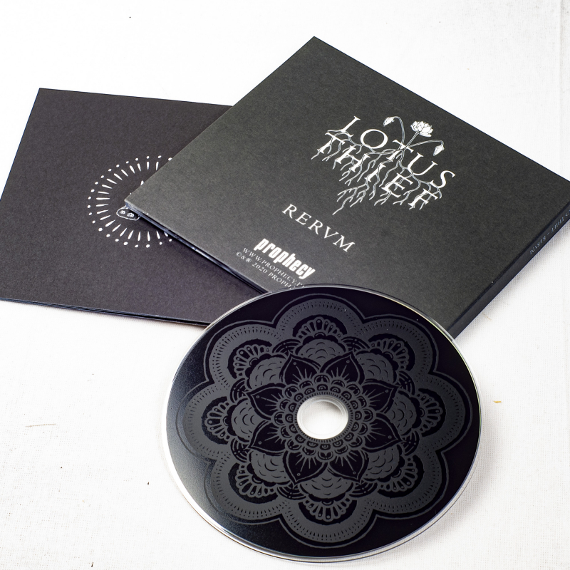 Lotus Thief - Rervm CD Digipak