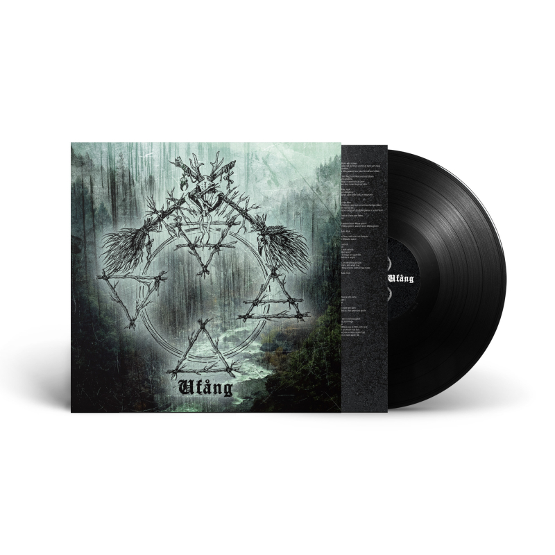 Perchta - Ufång Vinyl LP  |  Black