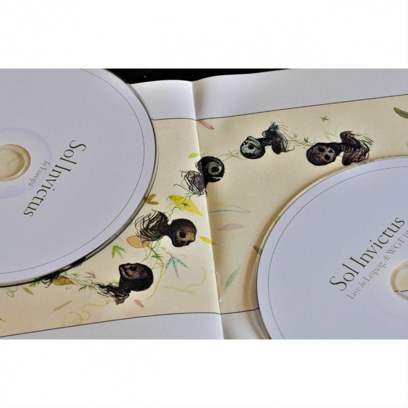 Sol Invictus - In Europa CD+DVD Digipak