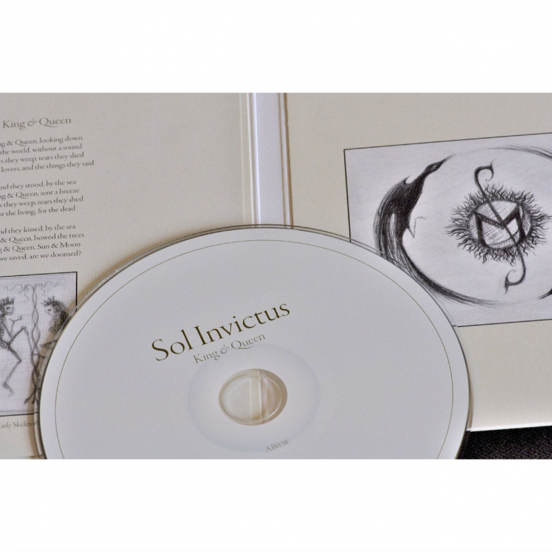 Sol Invictus - King & Queen CD Digipak