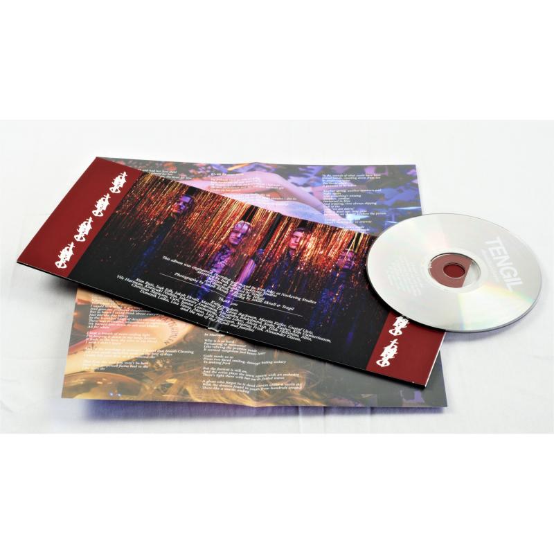 Tengil - shouldhavebeens CD Digisleeve