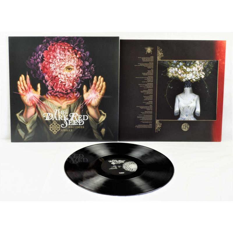 The Dark Red Seed - Becomes Awake Vinyl LP  |  Black