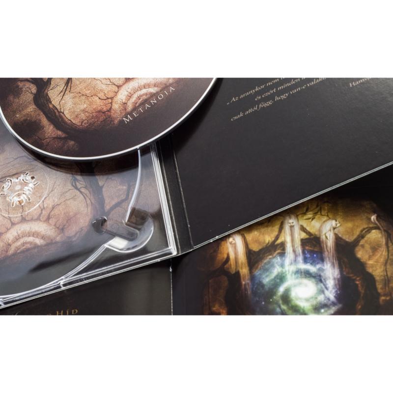 The Moon And The Nightspirit - Metanoia CD Digipak
