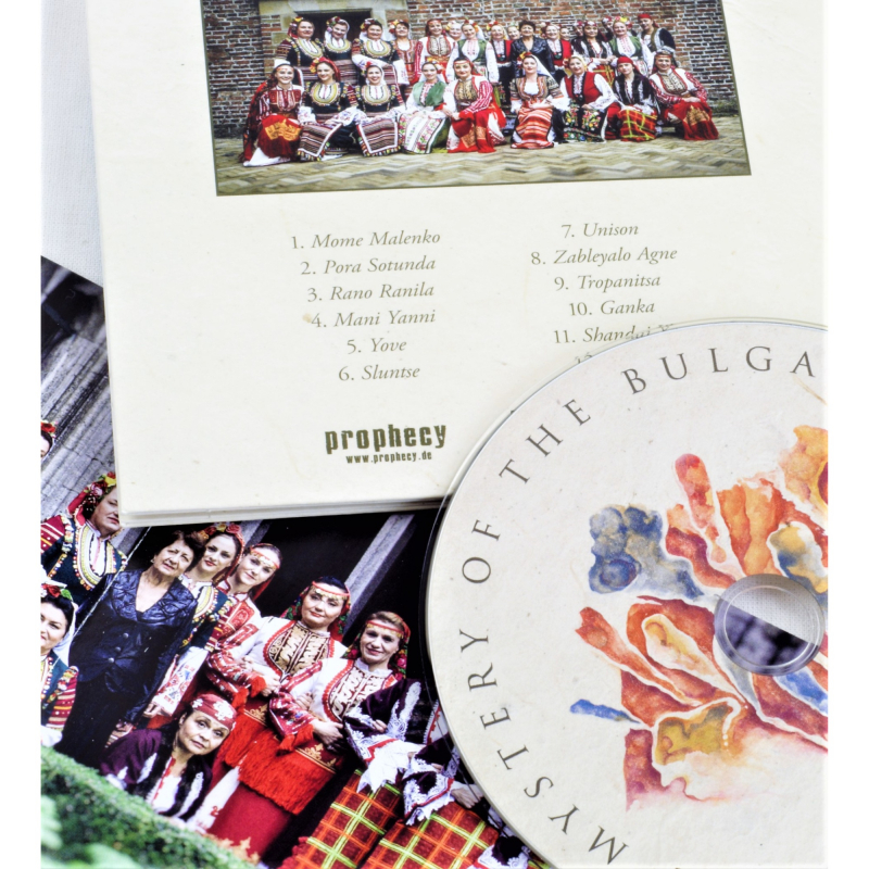 The Mystery Of The Bulgarian Voices feat. Lisa Gerrard - BooCheeMish CD Digisleeve  |  PRO 228