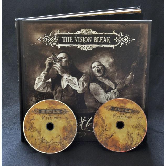 The Vision Bleak - Set Sail to Mystery CD-2 Digipak