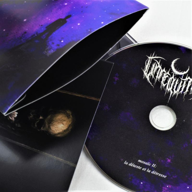 Unreqvited - Mosaic II: la déteste et la détresse CD Digipak