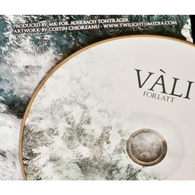Vàli - Forlatt CD Digipak