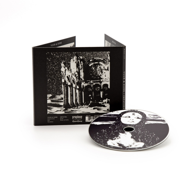 Vuur & Zijde - Split with Impavida CD Digipak