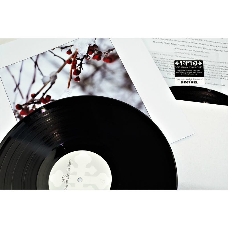 1476 - Our Season Draws Near Vinyl 2-LP Gatefold