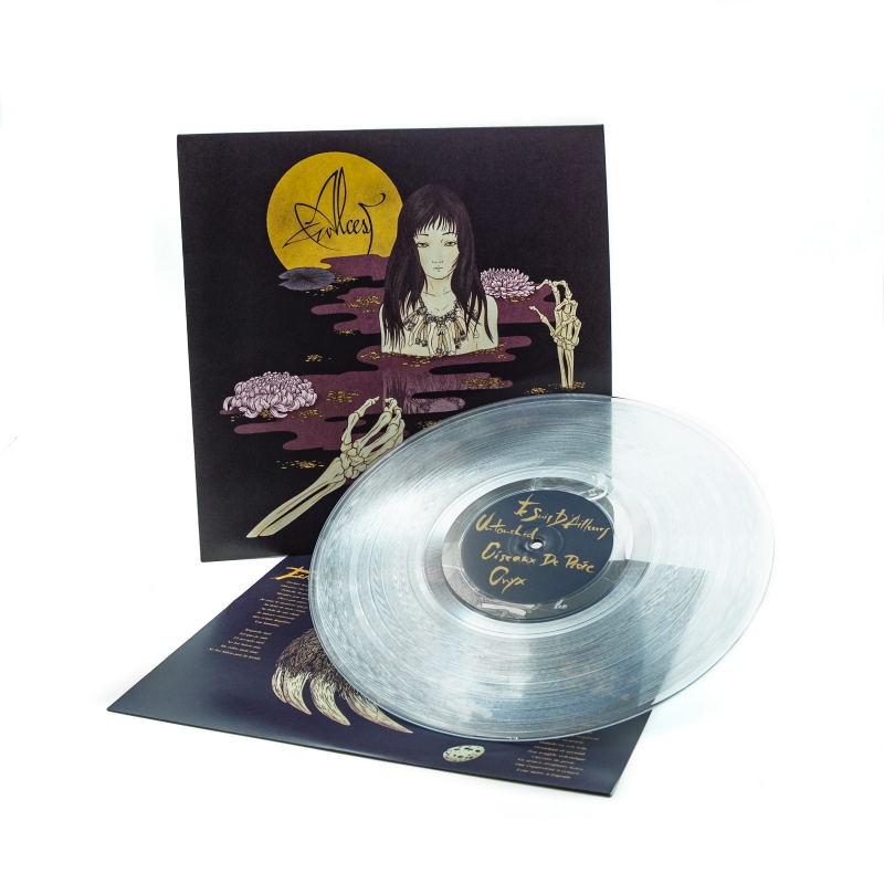 Alcest - Kodama Vinyl LP  |  Crystal Clear