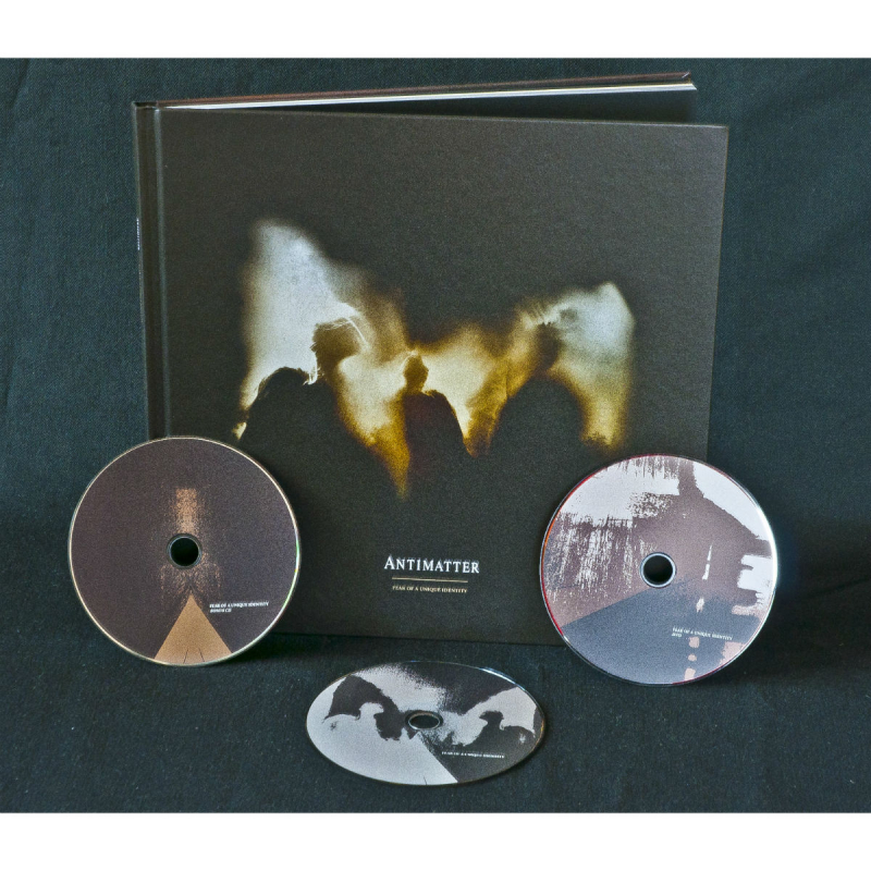 Antimatter - Fear Of A Unique Identity CD