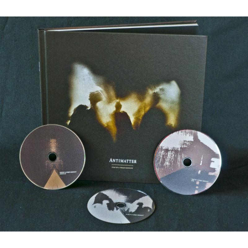 Antimatter - Fear Of A Unique Identity Artbook 2CD+DVD
