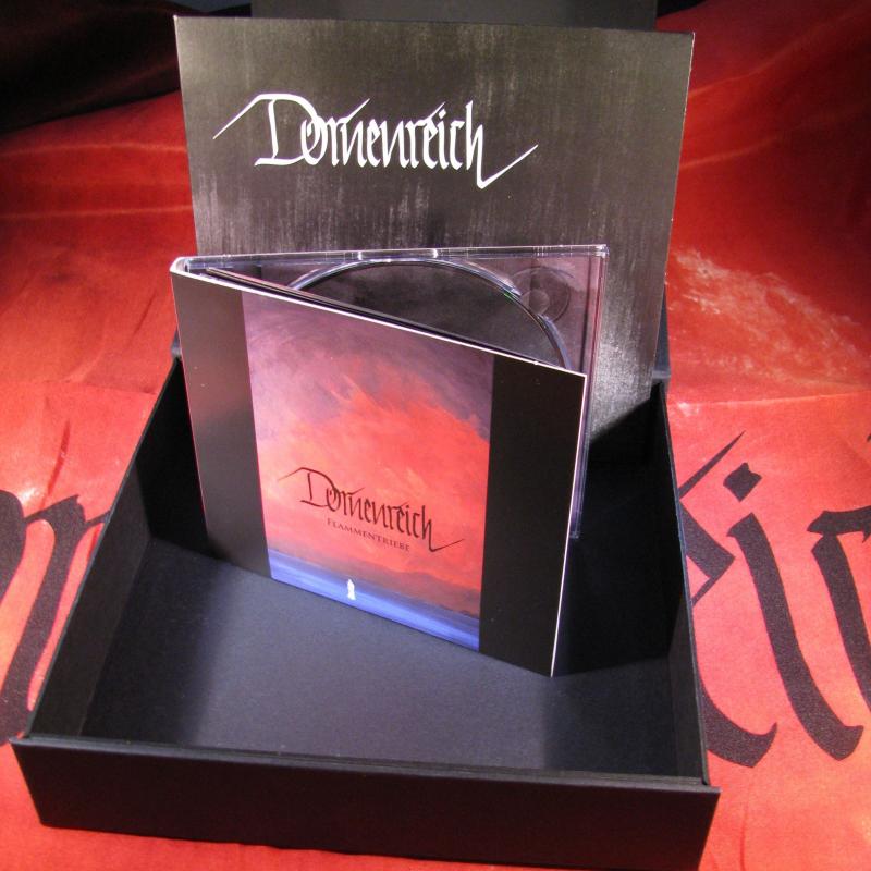 Dornenreich - Flammentriebe CD Digipak