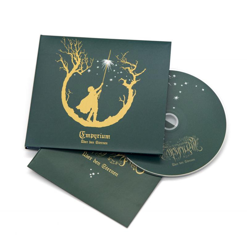 Empyrium - Über den Sternen CD Digipak