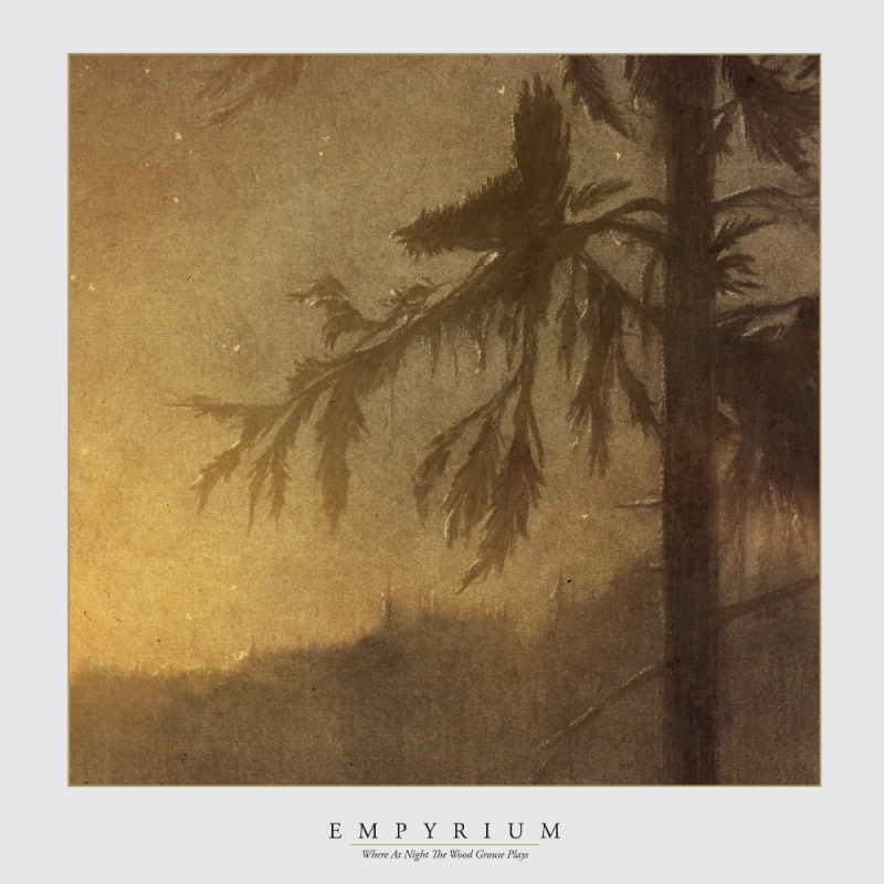 Empyrium - Where At Night The Wood Grouse Plays CD Digipak