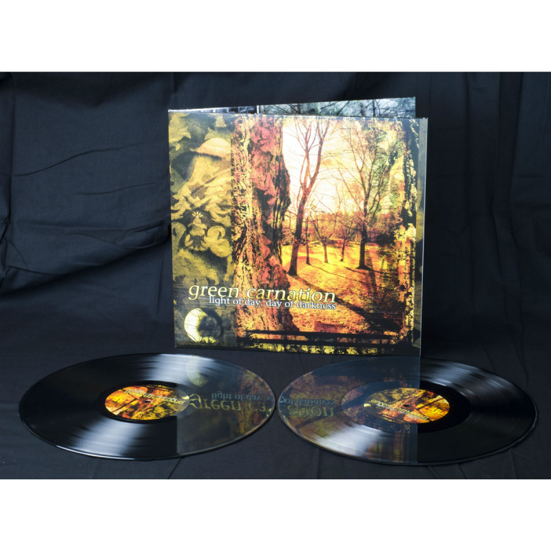 Green Carnation - Light of day, day of darkness Vinyl 2-LP Gatefold
