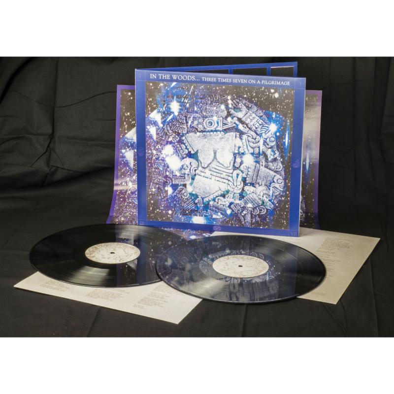 In The Woods... - Three Times Seven On A Pilgrimage Vinyl 2-LP Gatefold  |  black