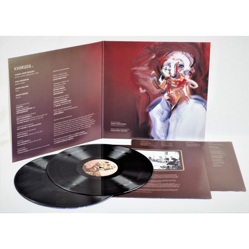 Khôrada - Salt Vinyl 2-LP Gatefold  |  Black