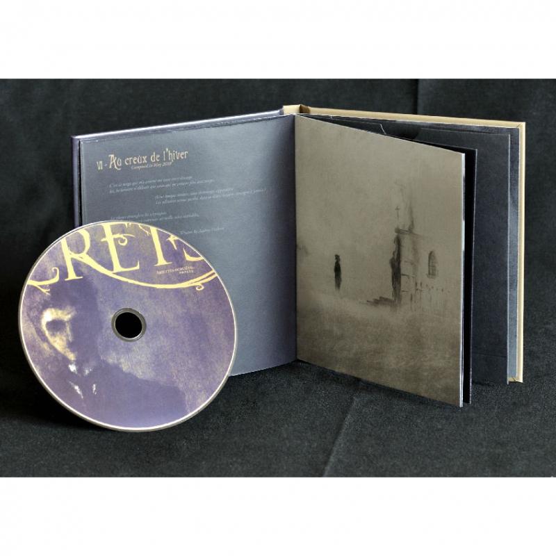 Les Discrets - Ariettes Oubliées CD Digibook
