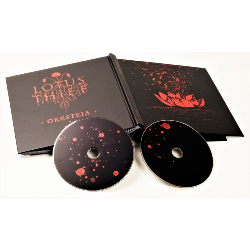 Lotus Thief - Oresteia Book 2-CD