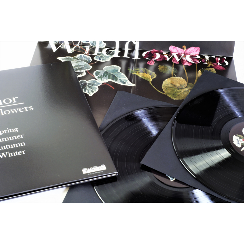 Nhor - Wildflowers Vinyl 2-LP Gatefold  |  Black