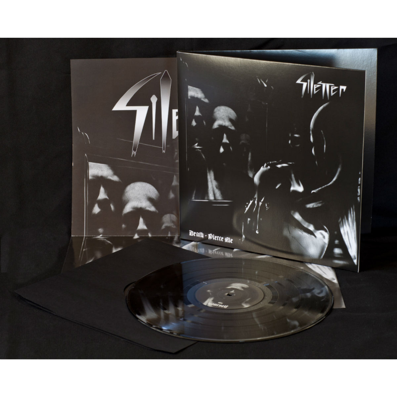 Silencer - Death, Pierce Me CD