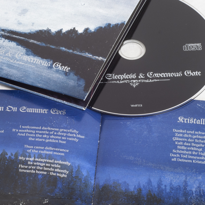 Sun Of The Sleepless - Sun Of The Sleepless / Cavernous Gate CD Digisleeve