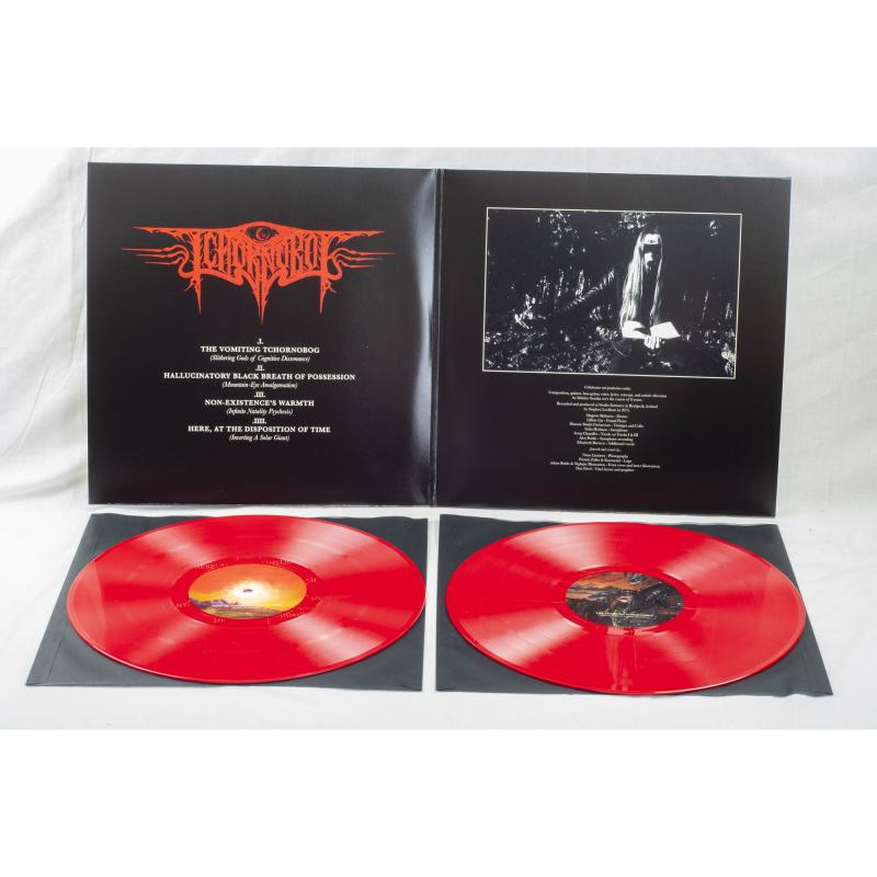 Tchornobog - Tchornobog Vinyl 2-LP Gatefold  |  Red