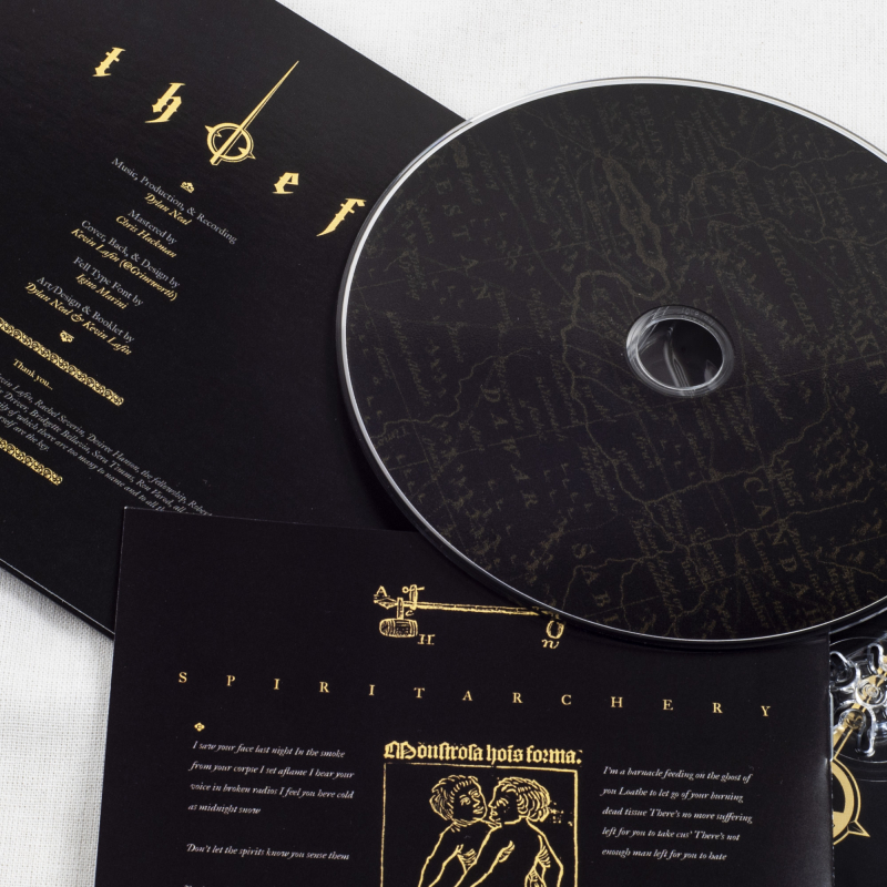 Thief - Map Of Lost Keys CD Digipak