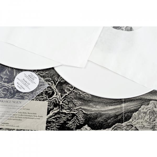 Hekate - Totentanz Vinyl 2-LP Gatefold | White