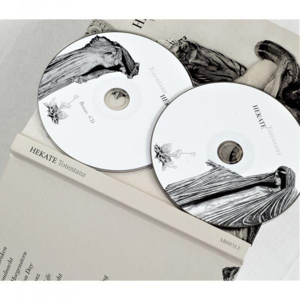 Hekate - Totentanz Book 2-CD